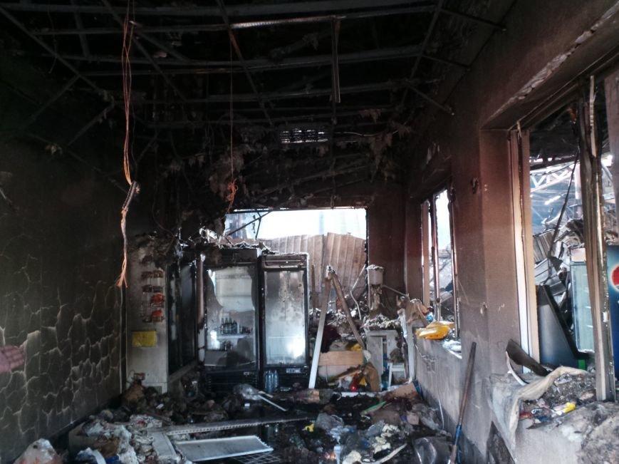 Пожар на кировском рынке в Бердянске оперативно ликвидирован, фото-9