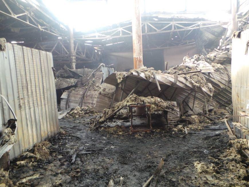 Пожар на кировском рынке в Бердянске оперативно ликвидирован, фото-11