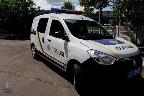 Патрульна поліція Львова отримала у користування автомобілі для зручного перевезення порушників (ФОТО), фото-1