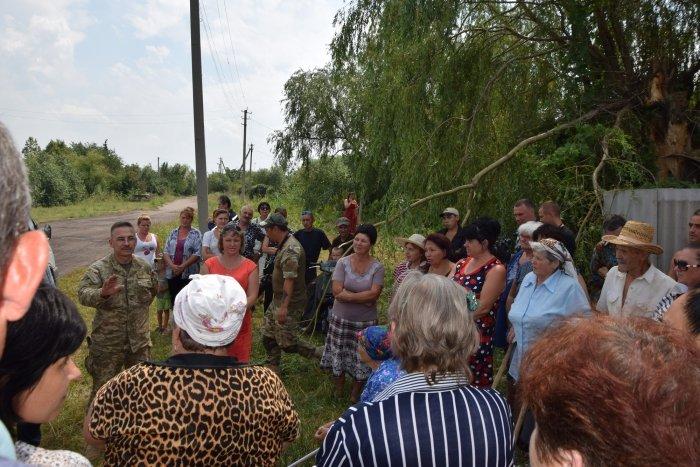 Жители Отрадовки остались без света, газа в селе тоже нет (ОБНОВЛЕНО), фото-2