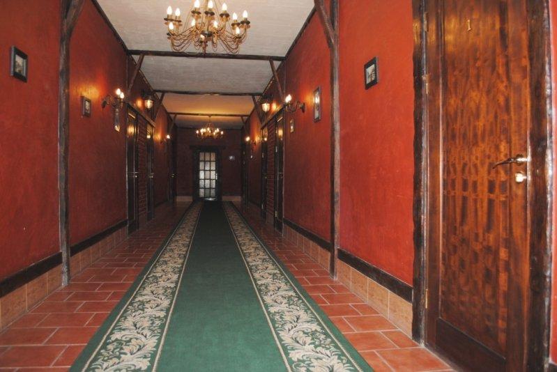 шервуд коридор