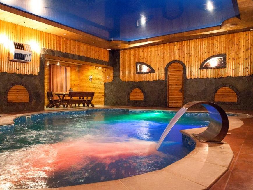 акапулько бассейн