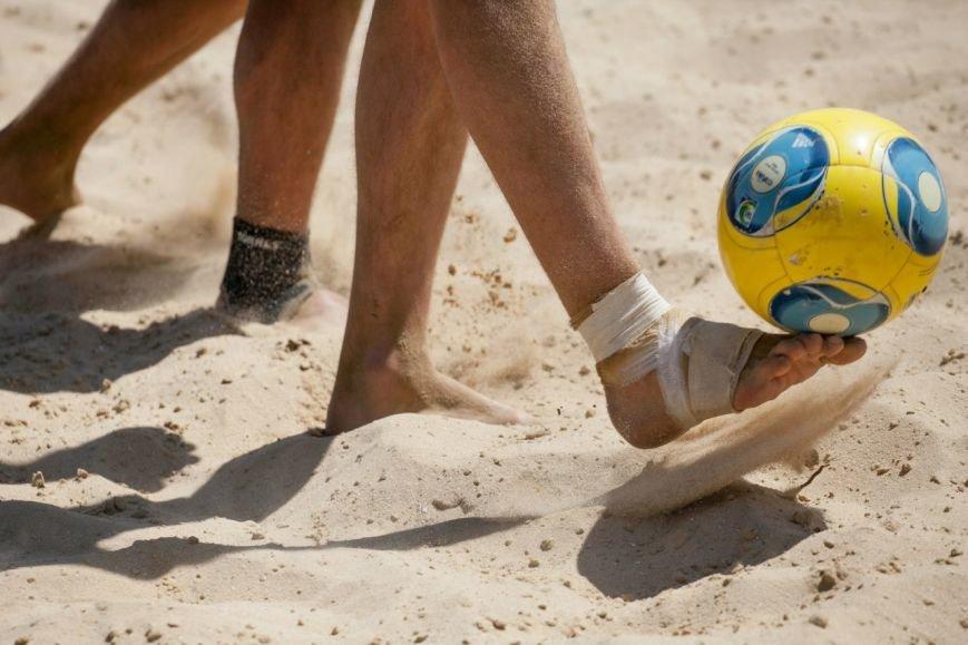 С мячом по раскалённому песку. Белгород примет этап Кубка России по пляжному футболу, фото-3