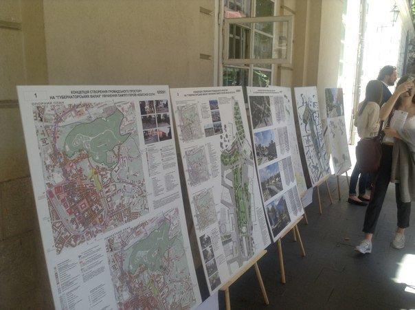 На конкурсі проекту з облаштування громадського простору пам'яті Небесної сотні було представлено лише 6 робіт (ФОТО), фото-2
