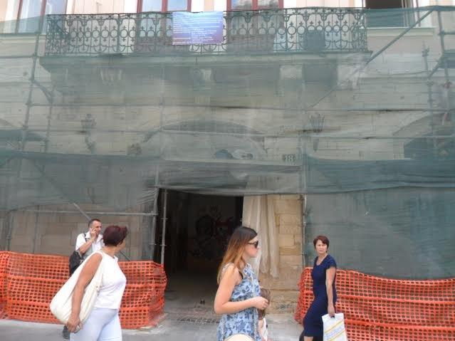 На площі Ринок, 18 завершують реставрувати пам'ятку архітектури (ФОТО), фото-4