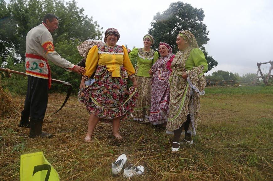 Под Волоконовкой прошла неофициальная деревенская олимпиада «Я — русский крестьянин», фото-5