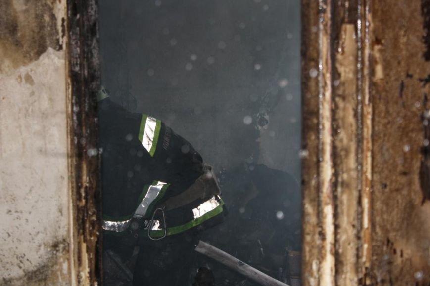 В районе Малого рынка дотла сгорела квартира: погиб мужчина (ФОТО), фото-5