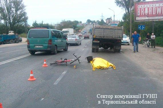 Загибель велосипедистки у Тернополі: офіційні дані (Фото), фото-3