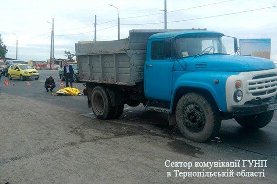 Загибель велосипедистки у Тернополі: офіційні дані (Фото), фото-1