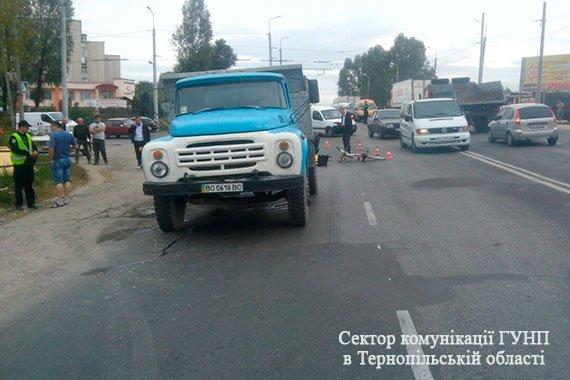Загибель велосипедистки у Тернополі: офіційні дані (Фото), фото-2