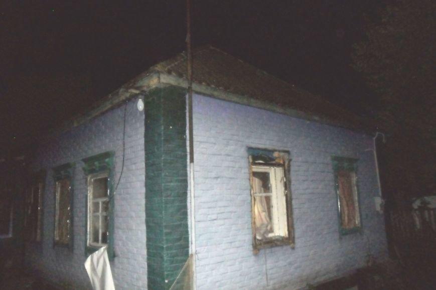 На Сумщине заживо сгорел пьяный мужчина (ФОТО), фото-2