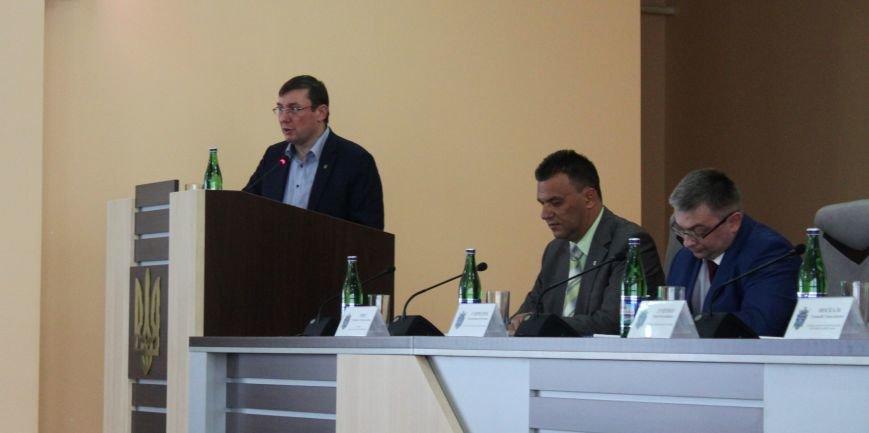 Як Юрій Луценко нового прокурора Закарпаття представляв: фото, фото-3