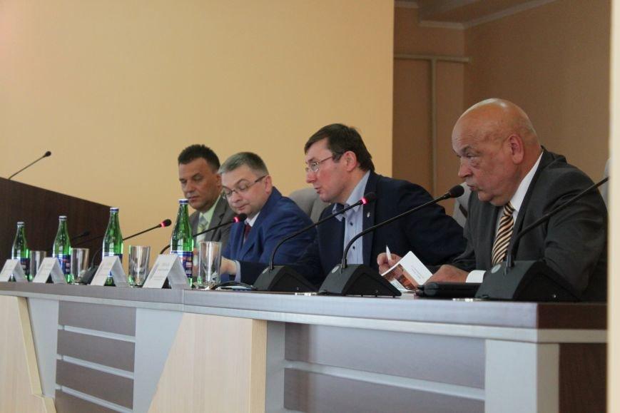 Як Юрій Луценко нового прокурора Закарпаття представляв: фото, фото-6