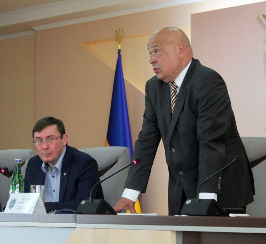 Як Юрій Луценко нового прокурора Закарпаття представляв: фото, фото-2