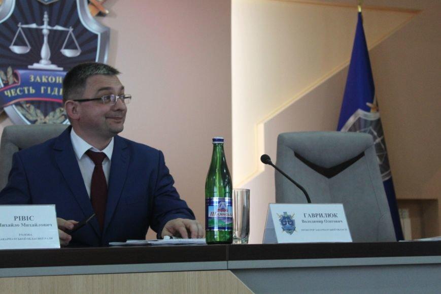 Як Юрій Луценко нового прокурора Закарпаття представляв: фото, фото-4