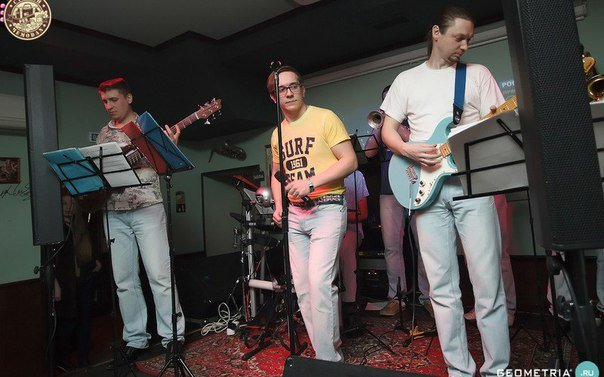 Cool dudes band