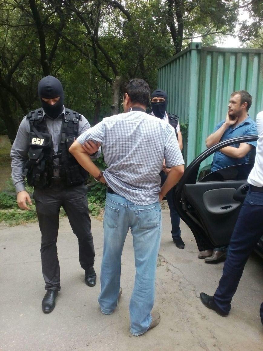 На Кировоградщине СБУ за предложение взятки следователю прокуратуры задержала двух человек (фото, видео задержания), фото-3