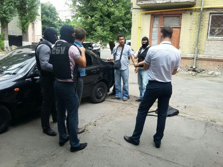 На Кировоградщине СБУ за предложение взятки следователю прокуратуры задержала двух человек (фото, видео задержания), фото-1