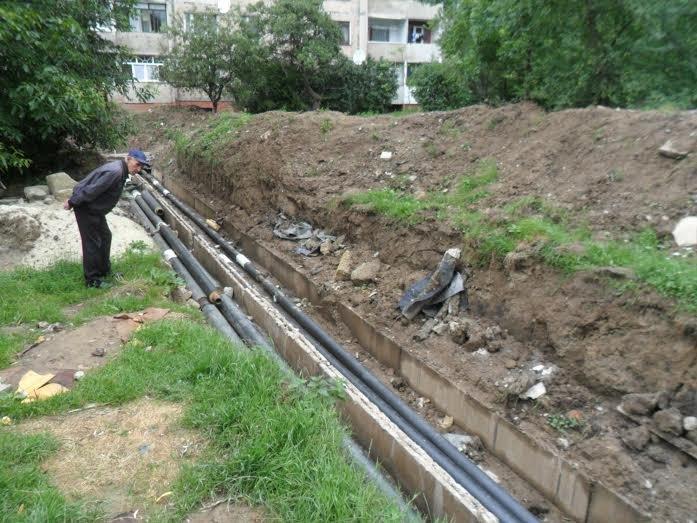 На вулиці Пасічній замінили теплову мережу на близько півмільйона гривень (ФОТО), фото-4