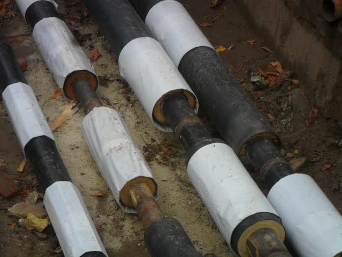 На вулиці Пасічній замінили теплову мережу на близько півмільйона гривень (ФОТО), фото-2