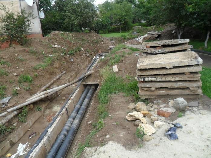 На вулиці Пасічній замінили теплову мережу на близько півмільйона гривень (ФОТО), фото-1