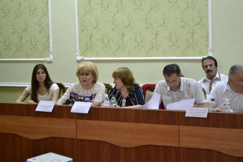 Бердянский педуниверситет стал местом встречи ректоров, фото-4