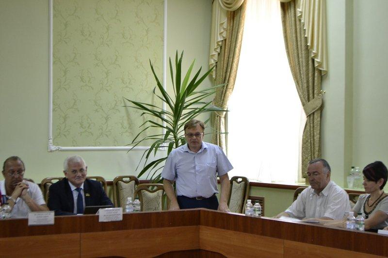 Бердянский педуниверситет стал местом встречи ректоров, фото-1