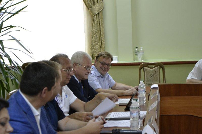Бердянский педуниверситет стал местом встречи ректоров, фото-5