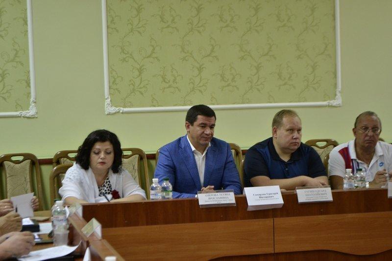 Бердянский педуниверситет стал местом встречи ректоров, фото-3