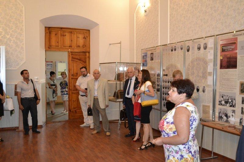 Бердянский педуниверситет стал местом встречи ректоров, фото-7