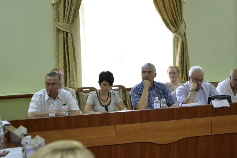 Бердянский педуниверситет стал местом встречи ректоров, фото-6