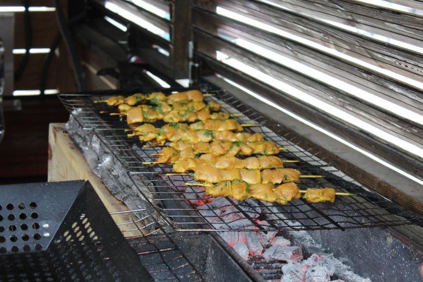 Первый фестиваль уличной еды в Бердянске, фото-3