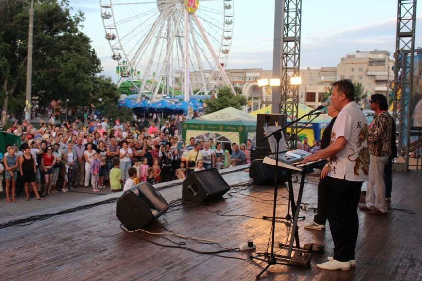 Первый фестиваль уличной еды в Бердянске, фото-7
