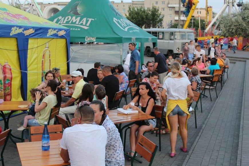 Первый фестиваль уличной еды в Бердянске, фото-5