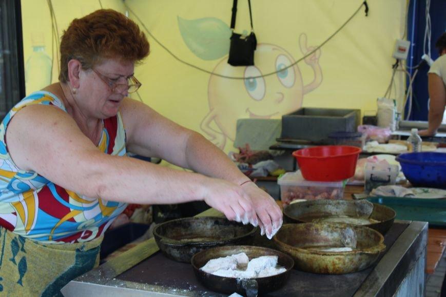 Первый фестиваль уличной еды в Бердянске, фото-2