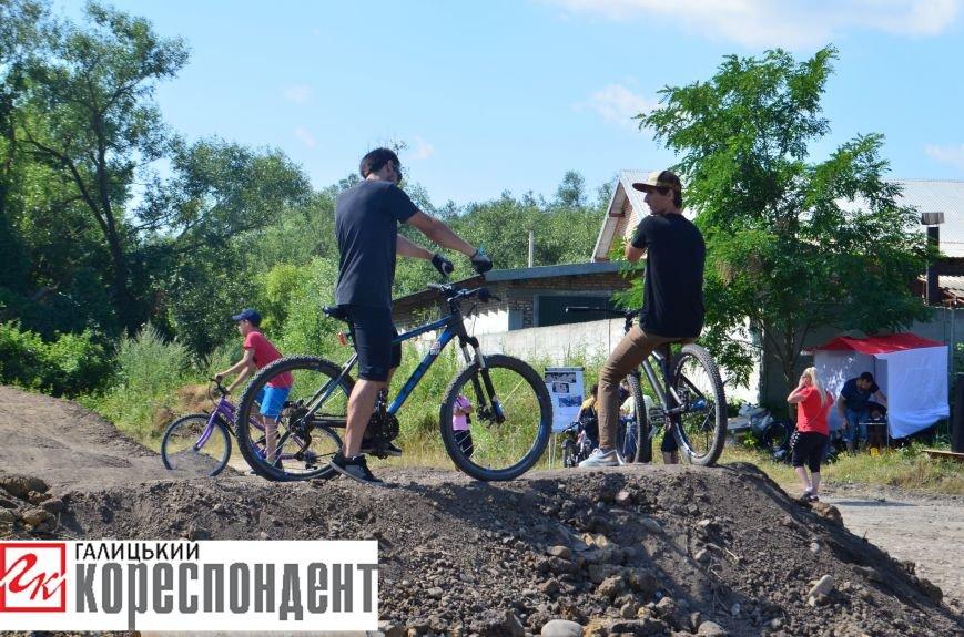 В Опришівцях відкрили перший в Івано-Франківську памп-трек. Фото, фото-5
