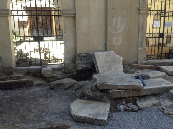 Вірменський дворик у Львові відреставрують за 540 тис. гривень (ФОТО), фото-10