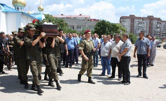 В Запорожской области похоронили 25-летнего полицейского, который разбился в аварии (ФОТО), фото-5
