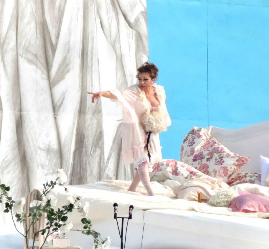 """Свадьба Фигаро"" на сцене Екатерининского дворца, фото-3"