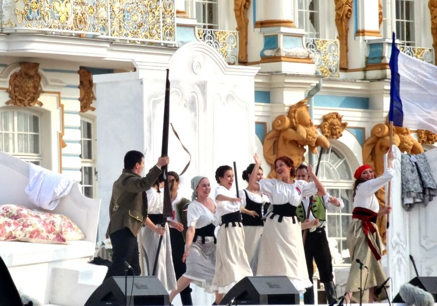 """Свадьба Фигаро"" на сцене Екатерининского дворца, фото-2"