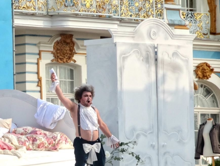 """Свадьба Фигаро"" на сцене Екатерининского дворца, фото-4"