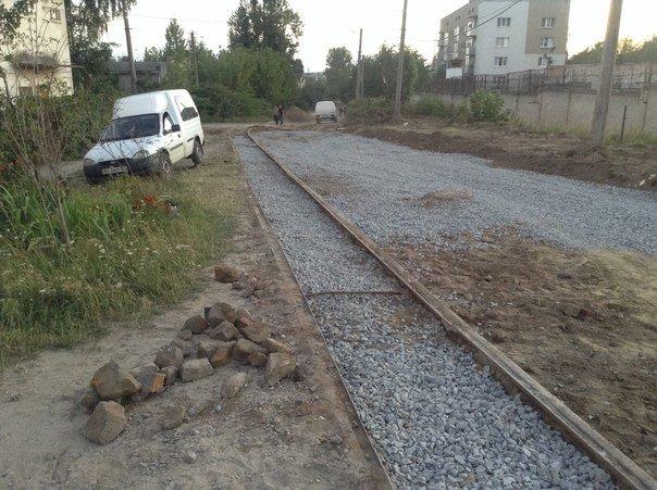 Як у Львові тривають ремонтні роботи на вулиці Татарбунарській (ФОТО), фото-5