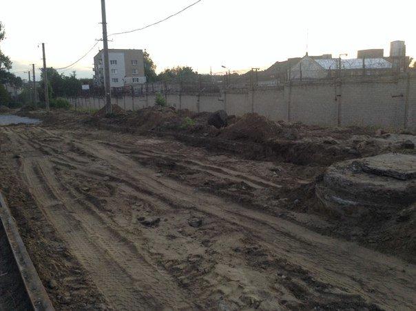 Як у Львові тривають ремонтні роботи на вулиці Татарбунарській (ФОТО), фото-10