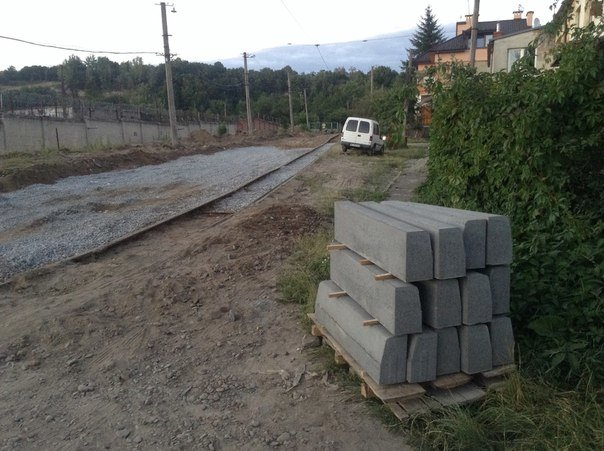 Як у Львові тривають ремонтні роботи на вулиці Татарбунарській (ФОТО), фото-11