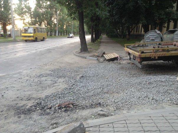 Стало відомо, коли у Львові завершать ремонт вулиці Кирилівської (ФОТО), фото-8
