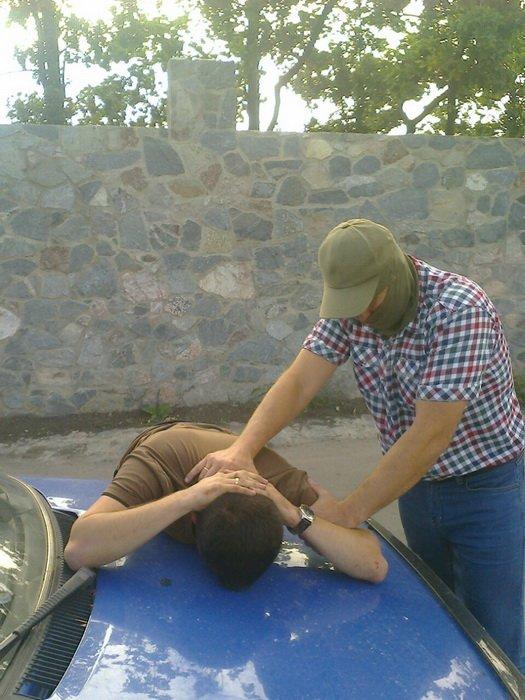 В Кропивницком СБУ разоблачила полицейских-шантажистов (фото), фото-2