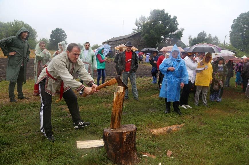 Под Волоконовкой прошла неофициальная деревенская олимпиада «Я — русский крестьянин», фото-8