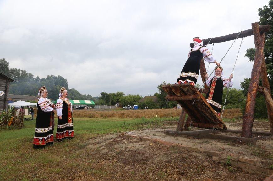 Под Волоконовкой прошла неофициальная деревенская олимпиада «Я — русский крестьянин», фото-3