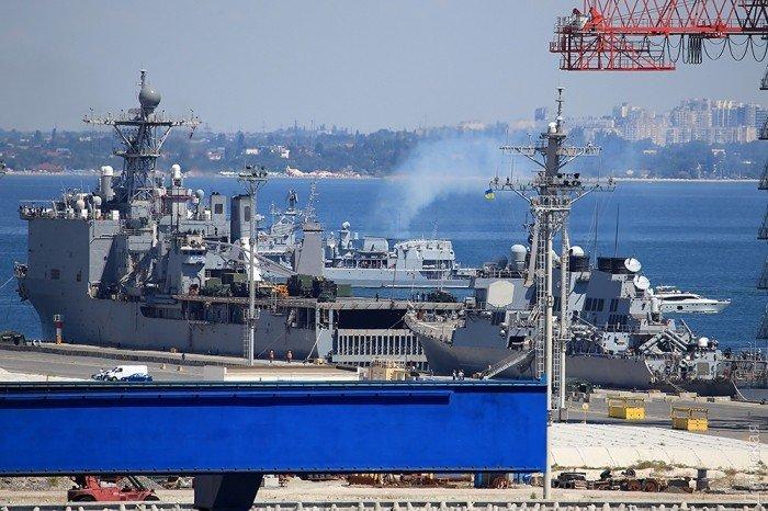 Си Бриз-2016: в Одессу прибыли два боевых корабля ВМС США, фото-2