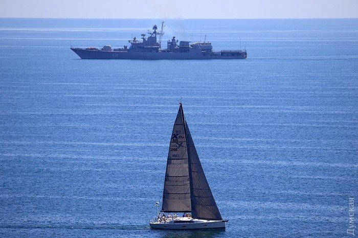 Си Бриз-2016: в Одессу прибыли два боевых корабля ВМС США, фото-1
